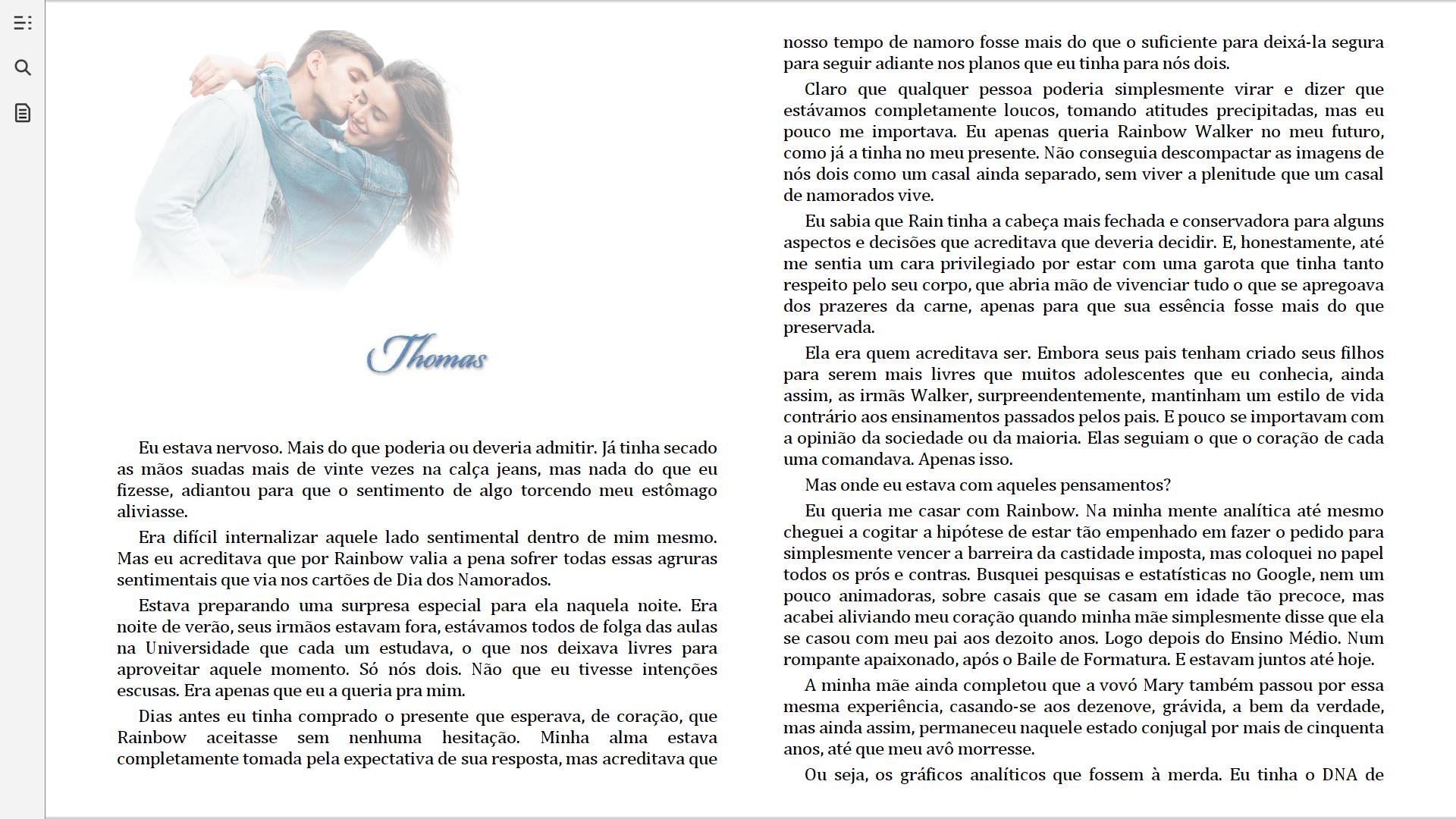 A garota dos meus sonhos – M. S. Fayes (Diagramação Digital – Publicação independente)
