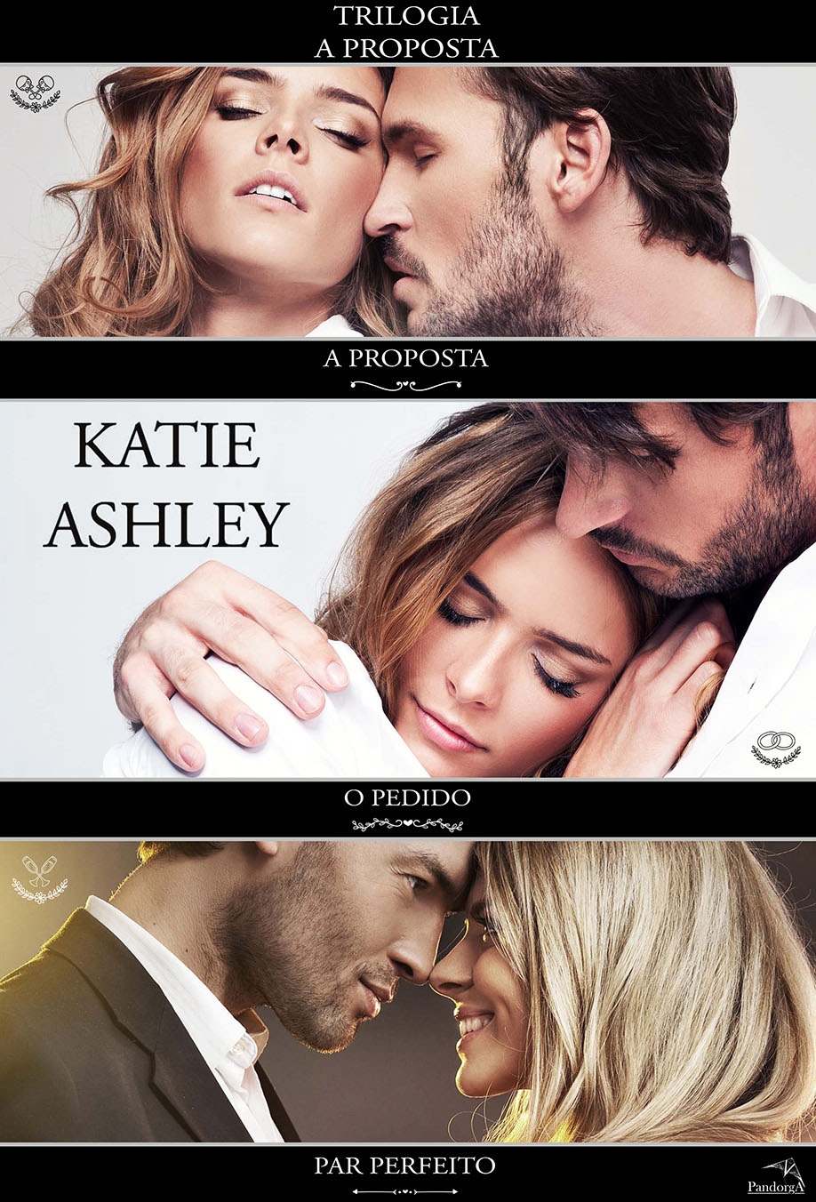 "Box: trilogia ""A proposta"" - Katie Ashley"