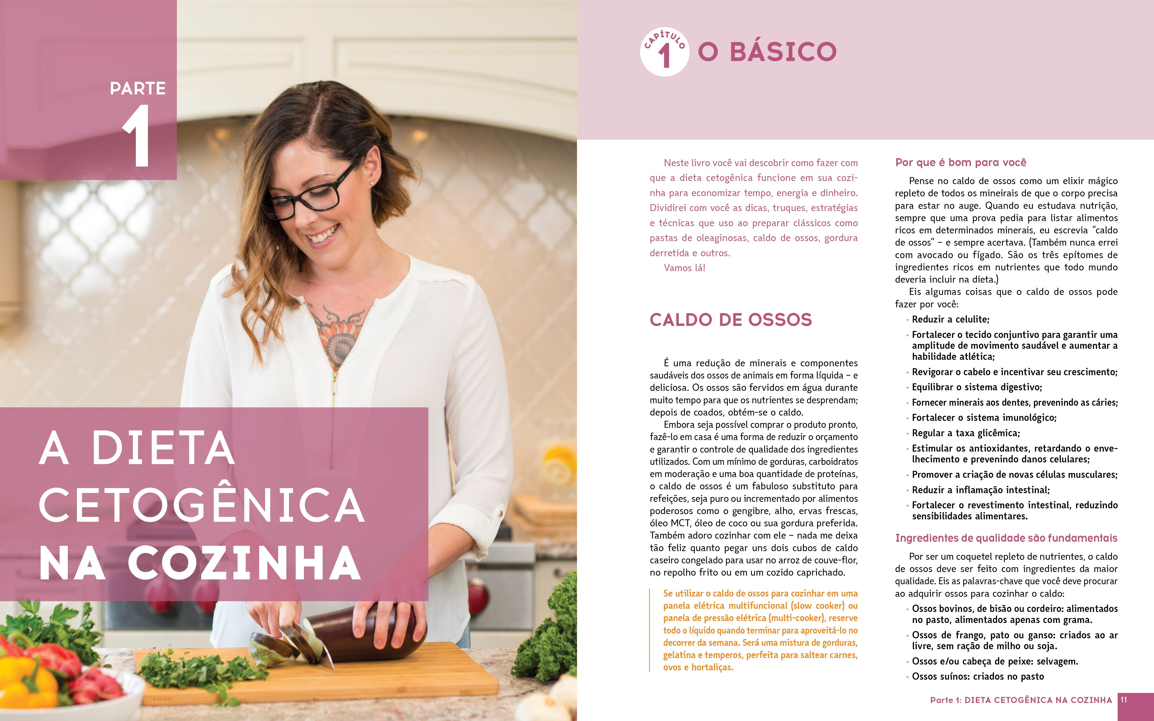 Low Carb - A Dieta Cetogênica - 125 receitas - Leanne Vogel