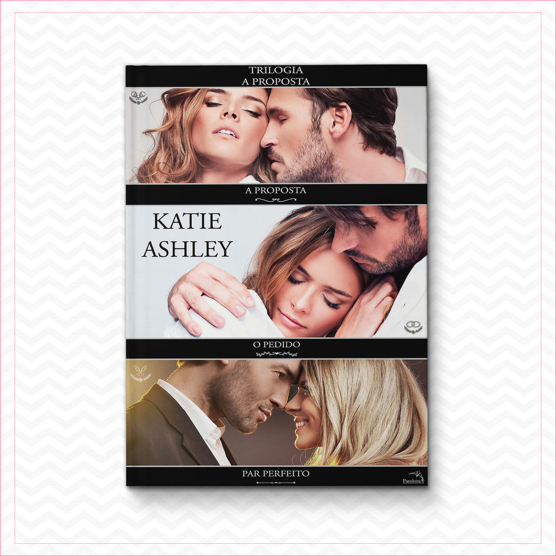 "Box: trilogia ""A proposta"" – Katie Ashley"