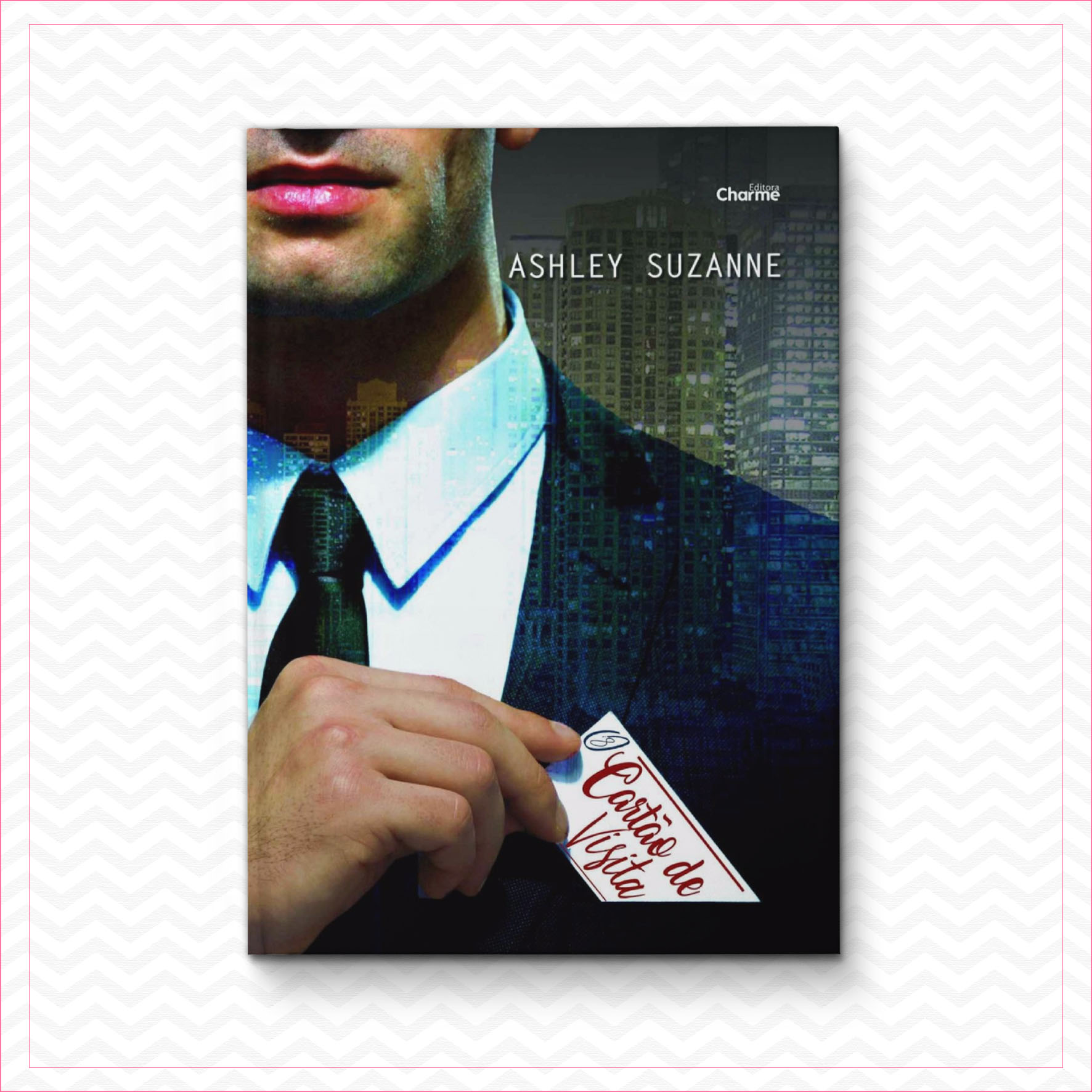 Cartão de visita – Ashley Suzanne