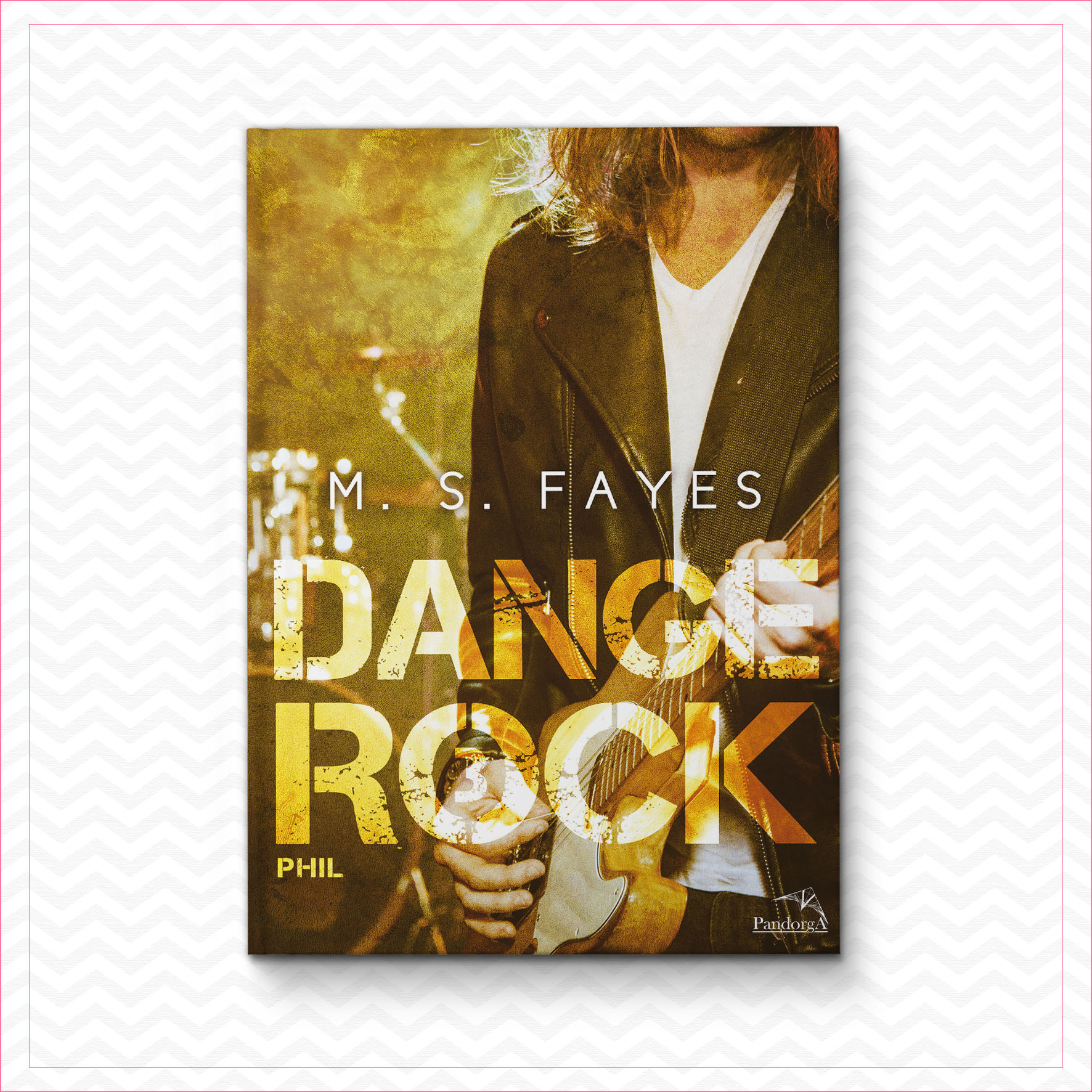 DangeRock 3 – Phil – M. S. Fayes