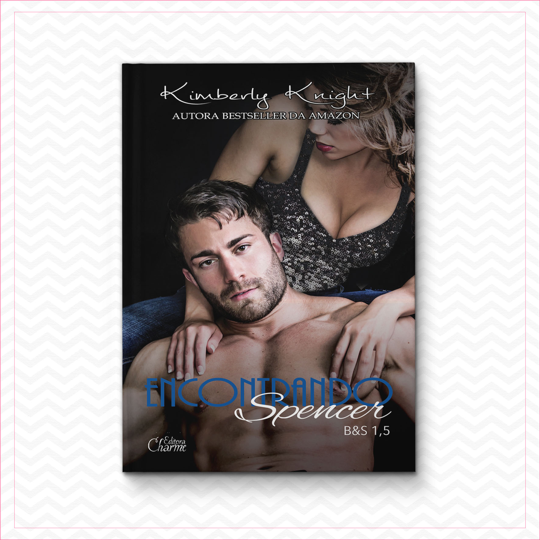 Encontrando Spencer – Série B&S 1,5 – Kimberly Knight