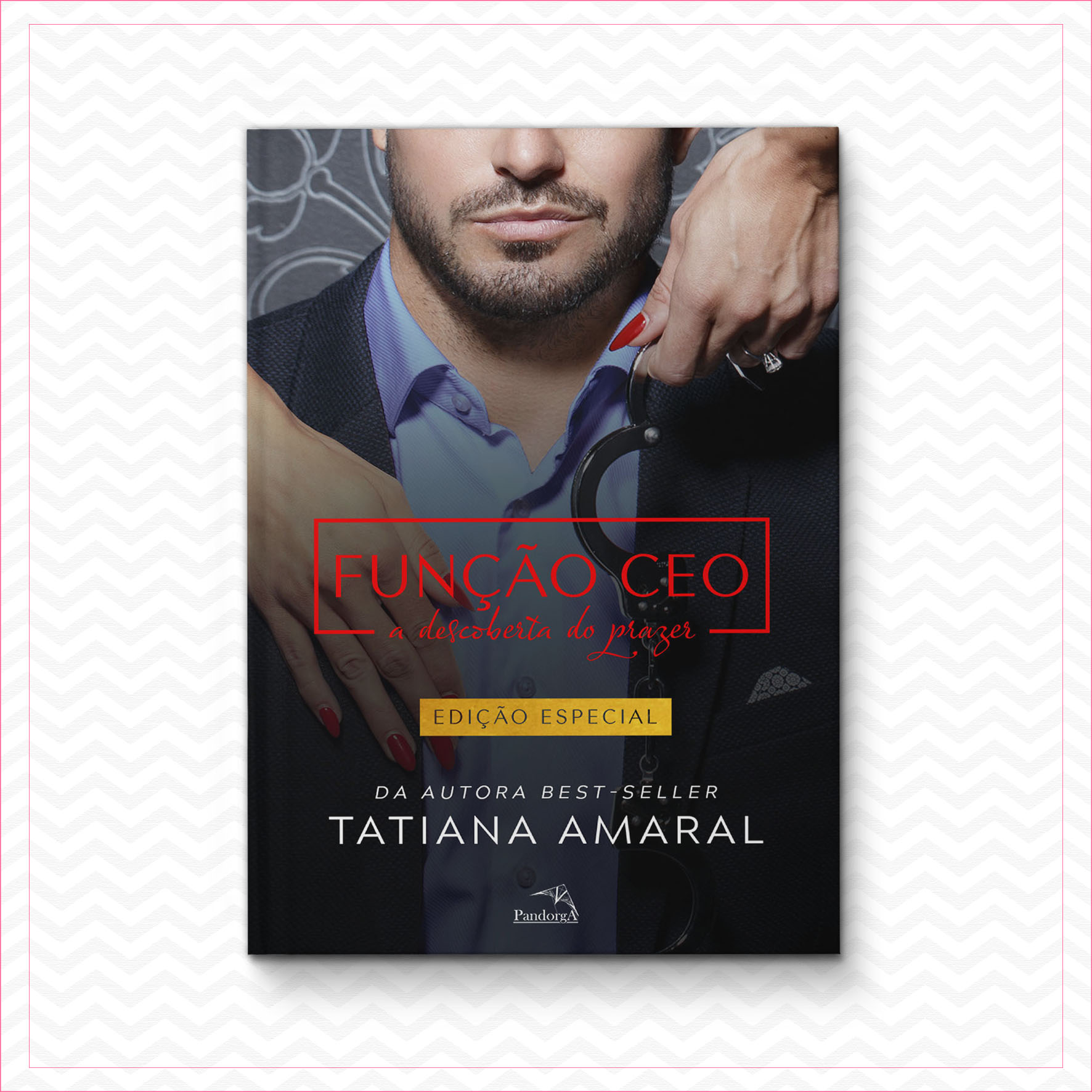 Função CEO 1 – Tatiana Amaral