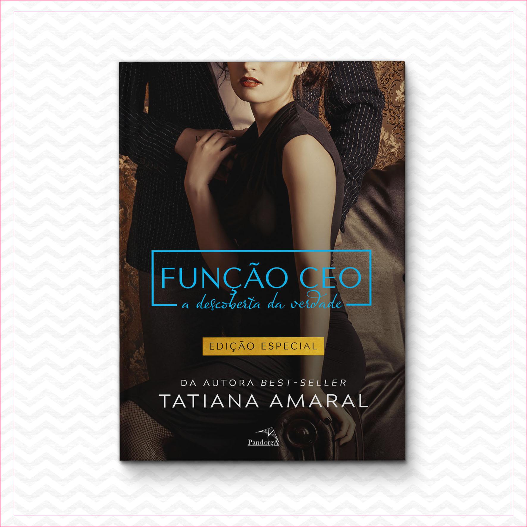Função CEO 3 – Tatiana Amaral