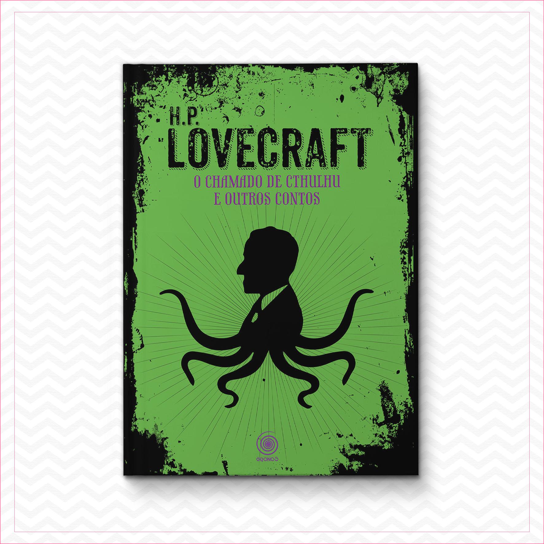 O chamado de Cthulhu e outros contos – HP Lovecraft