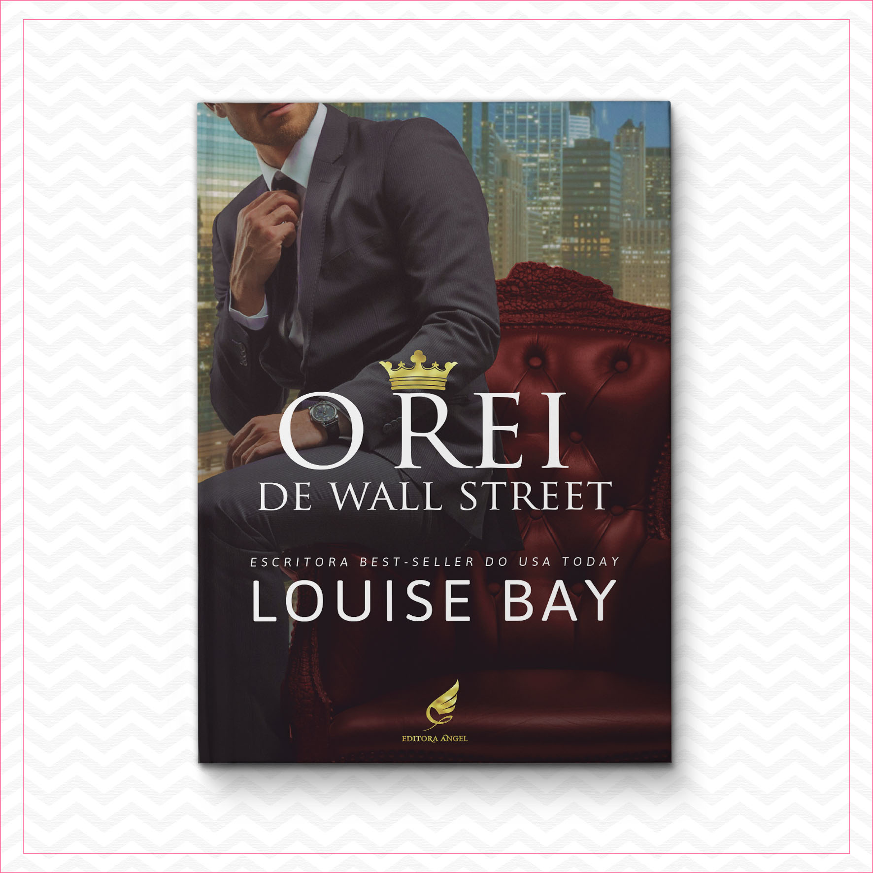 O Rei de Wall Street – Louise Bay