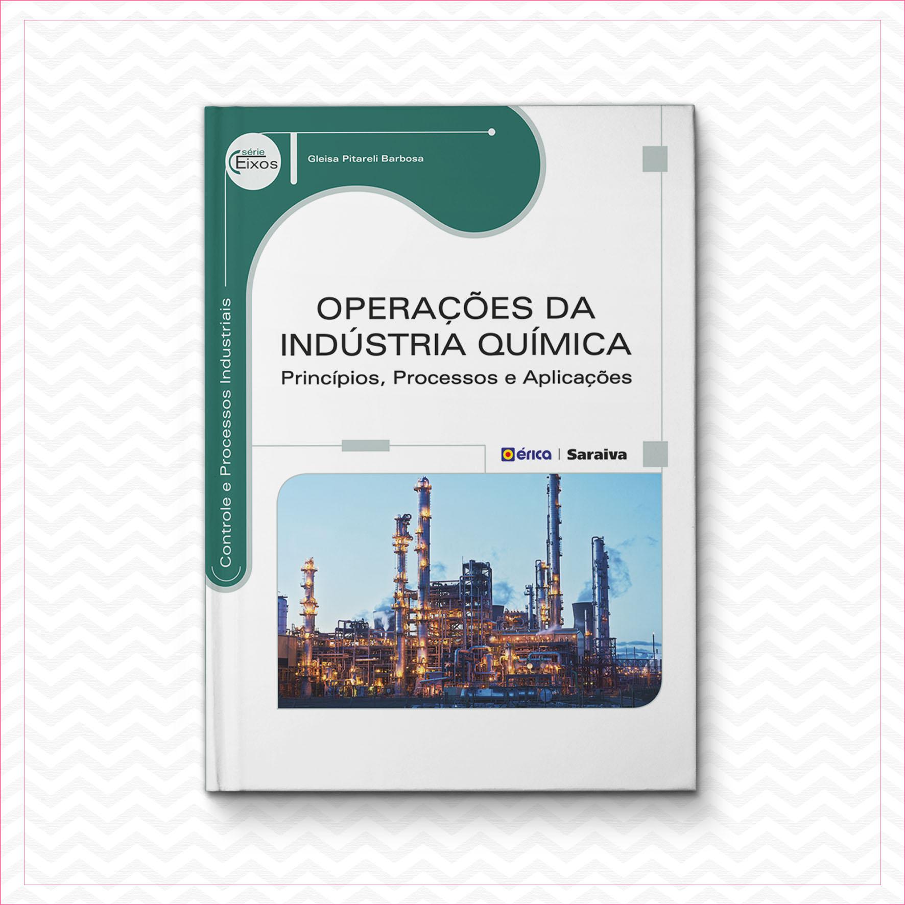Operações da Indústria Química – Gleisa Pitareli Barbosa