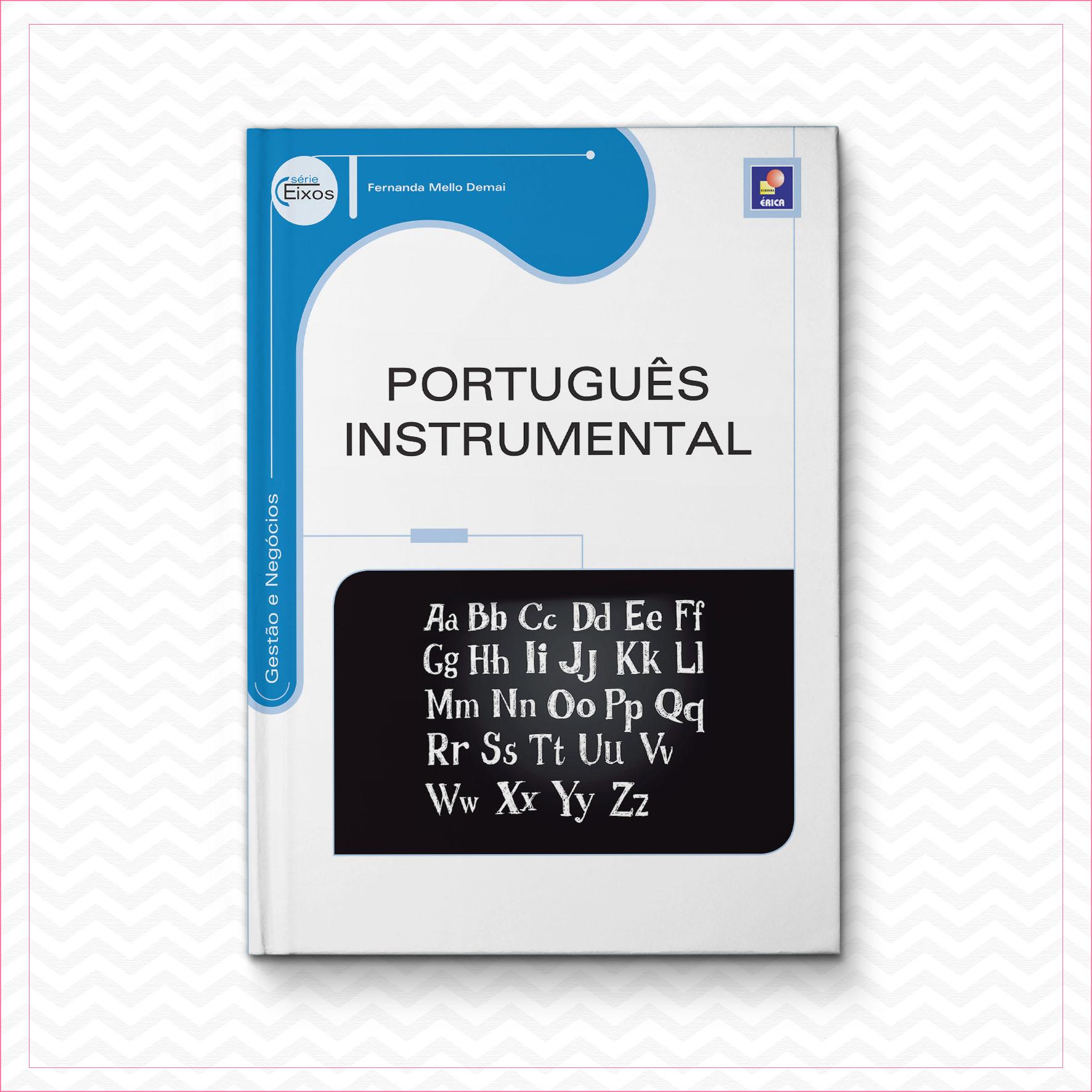 Português instrumental – Fernanda Mello Demai
