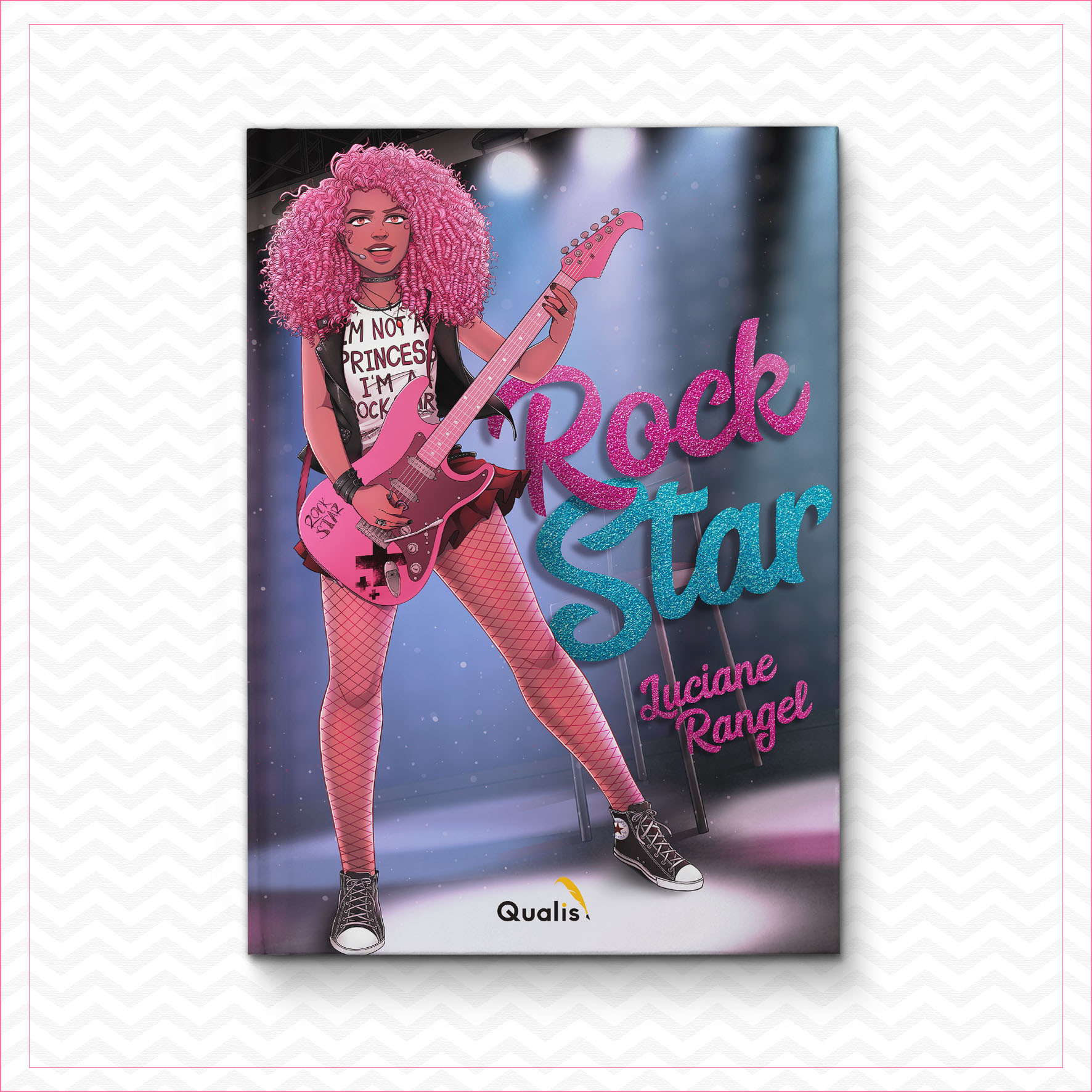 Rock Star – Luciane Rangel