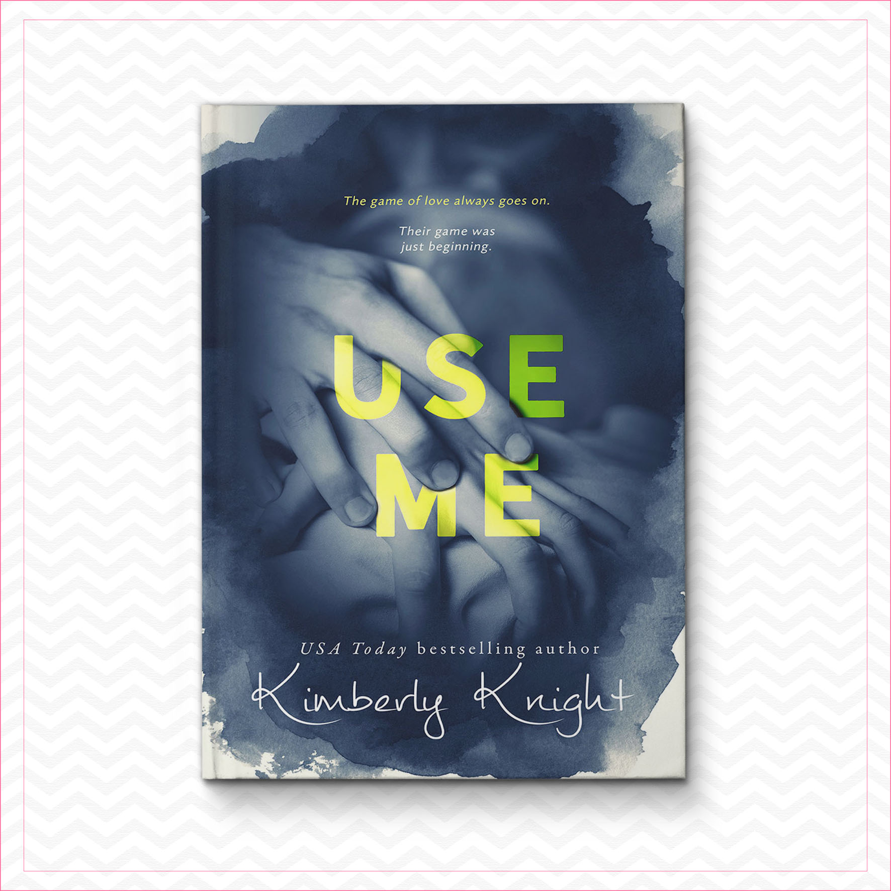 USE ME – Kimberly Knight (versão internacional)