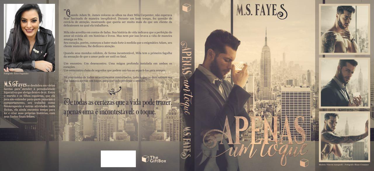 Apenas um toque – M.S. Fayes