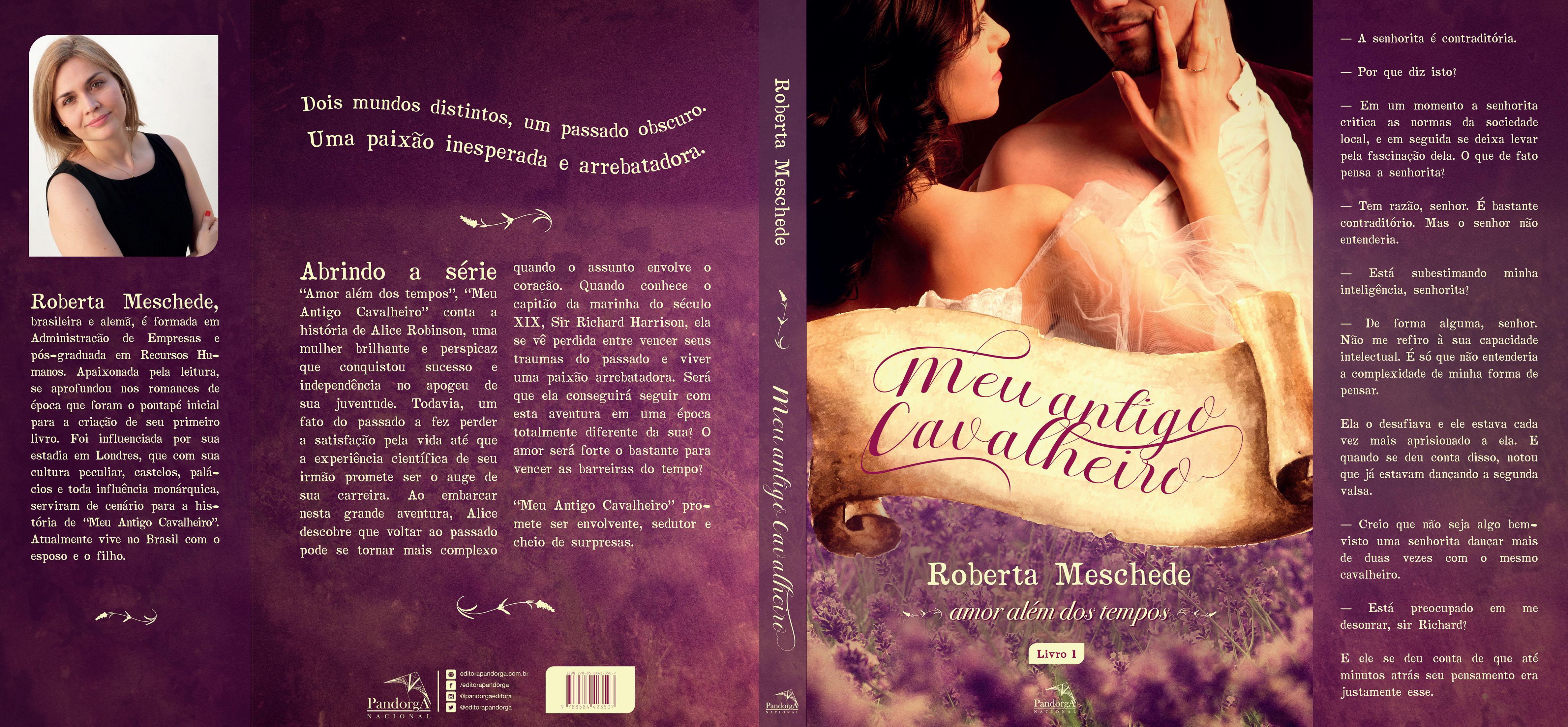 Meu antigo cavalheiro - Roberta Meschede