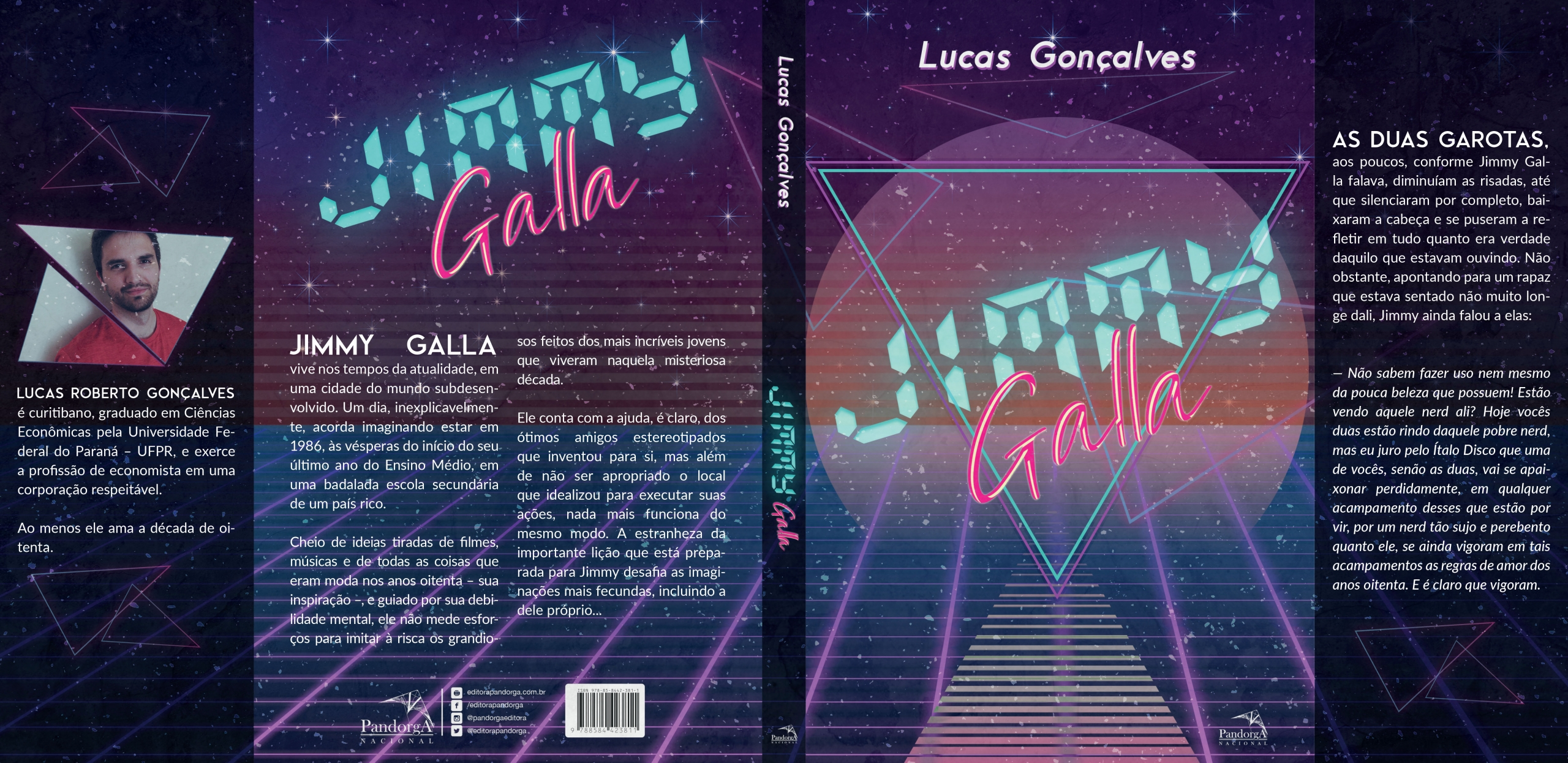 Jimmy Galla – Lucas Gonçalves