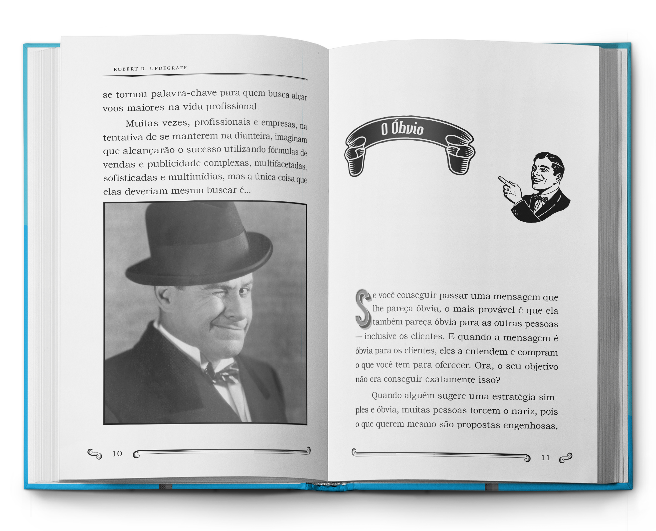 Como obter sucesso incomum na vida profissional - Robert R. Updegraff