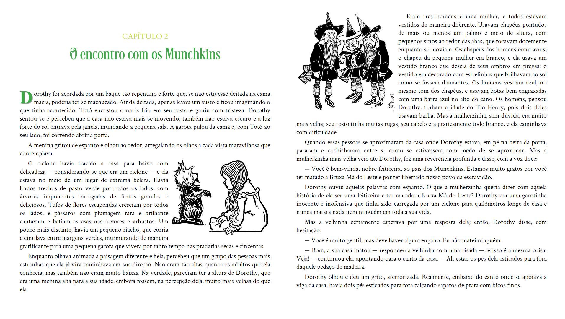 O maravilhoso de Oz - L. Frank Baum