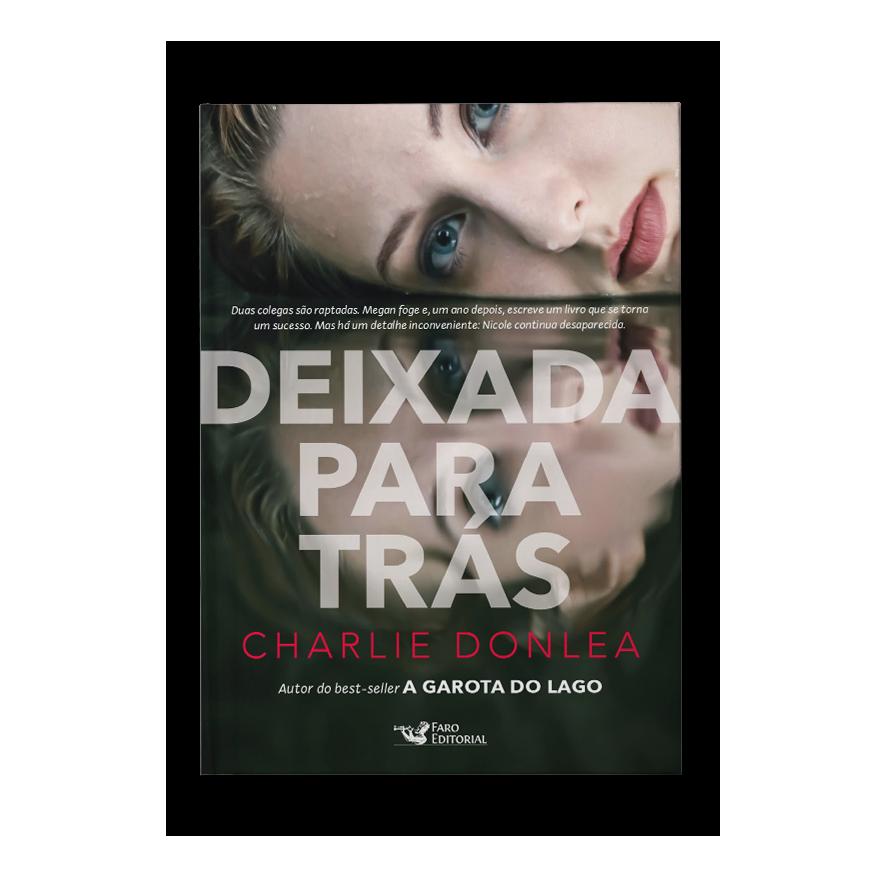Deixada para trás – Charlie Donlea