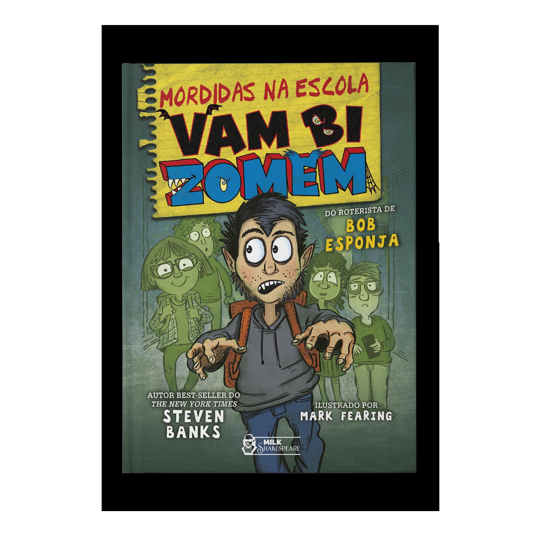Vambizomem – Steven Banks