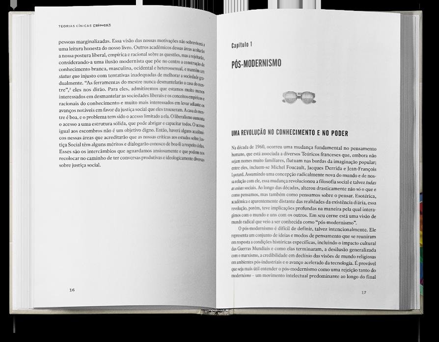 Teorias cínicas - Kelen Pluckrose & James Lindsay