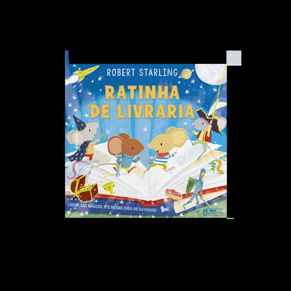 Ratinha de livraria - Robert Starling