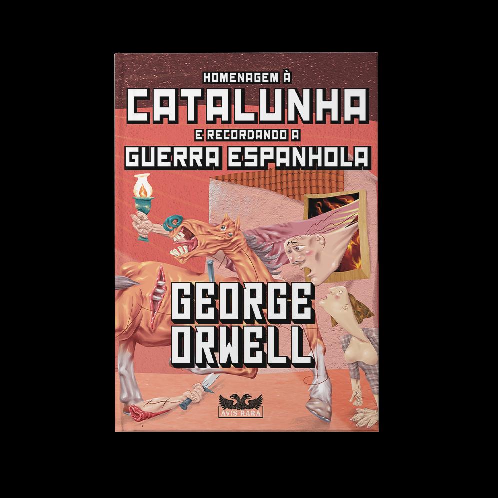 Homenagem à Catalunha e recordando a Guerra Espanhola