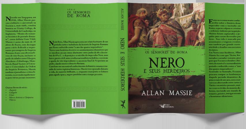 Nero e seus herdeiros - Allan Massie
